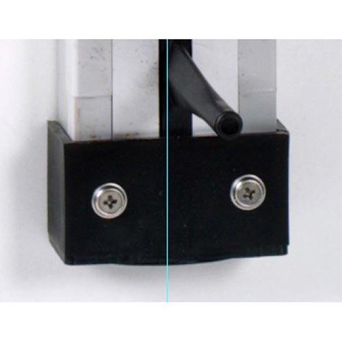 Ersatzteil Nr. 30 - Befestigungsschrauben Kunststofffuss Wandmodell